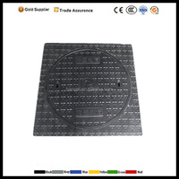 customized BEST Composite Plastic manhole Cover