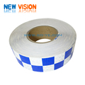 50mm/1.2Meter by 45 meter micro velcro refelctive tape