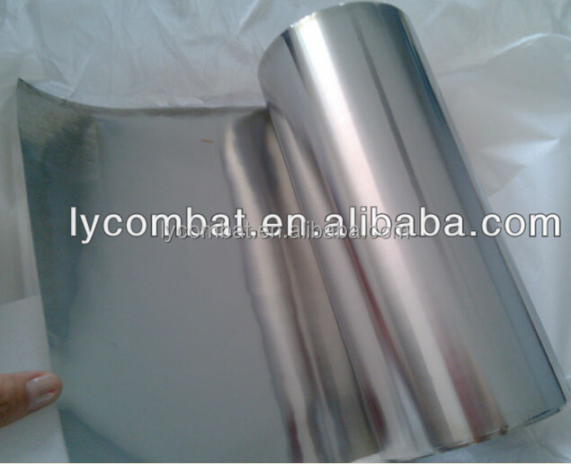 China Manufacture Supply Molybdenum Most Favored Price Polished Foils Sheets