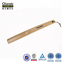 Custom Wooden Hotel Long Handled Shoe Horn Wholesale