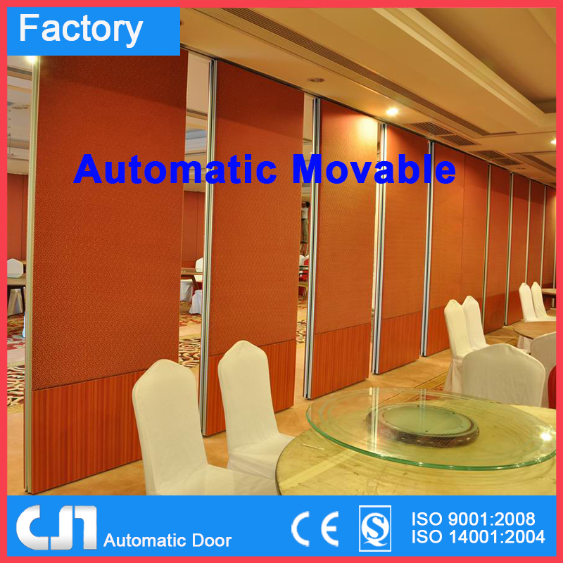 Restaurant Automatic Electric Partition Walls