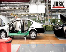 Automobile car assembly line sale from JDSK