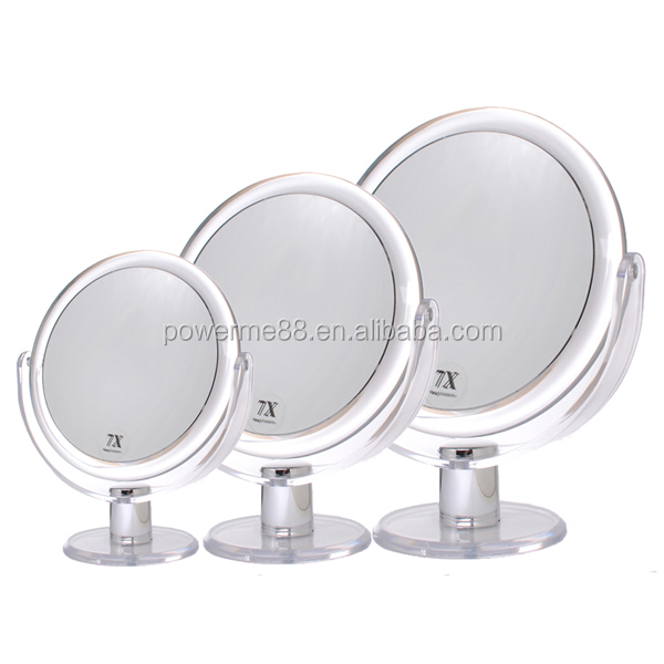 table standing mirror home mirror adjustable mirror