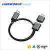 Linkworld USB Type C Cable with Pogo pin magnetic connector