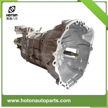 Top Selling Transmission Gearbox Assembly For D-MAX TFR55