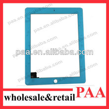 Factory price for apple ipad 2 touch screen with digitizer