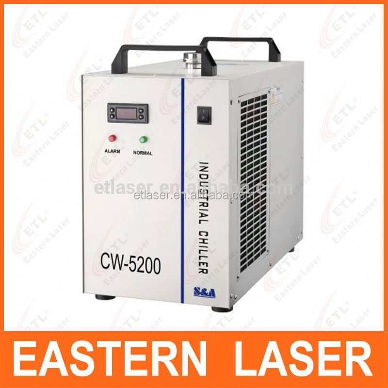 Water Cooled Chiller , Laser Water Chiller VS Air Chiller CW3000