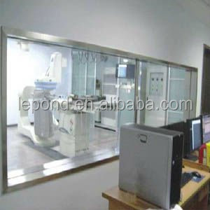 10mm X-ray lead glass for Medical used Hospital CT room