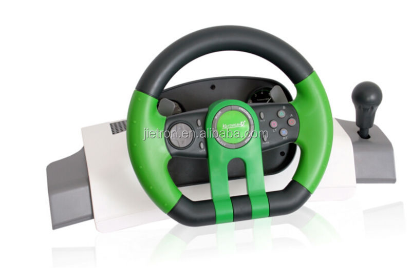 2014 new coming for XBOX360 Steering Wheel racing wheel game wheel