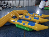 Good Price Inflatable Flying Fish Towable,Flying Inflatable Water Sled,Towable Inflatable Ski Tube For Water Sports