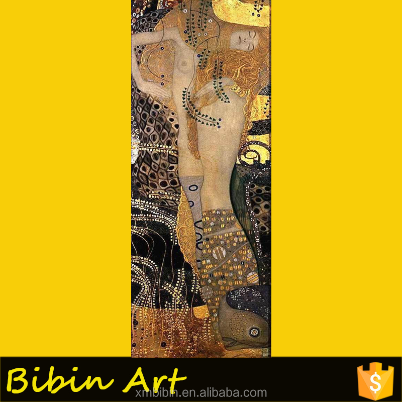 Gustav Klimt Oil Painting Reproductions From China