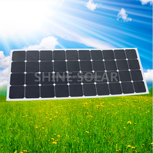 Custom made size and voltage for the flexible solar panels in lower price 300w solar panel 48v solar baterry