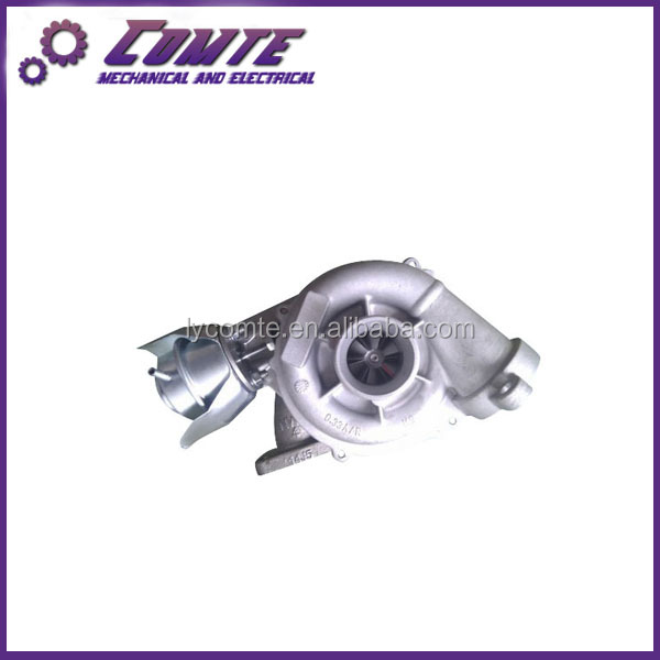 Turbos GT1544V Turbocharger For Peugeot 307 1.6 HDi 01/2004 - DV6TED4 80 Kw 1600 ccm 753420-5005S 753420-5004S