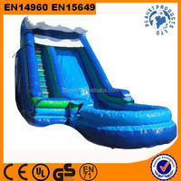 18ft giant inflatable water slide for adult