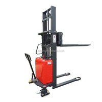 Electric hydraulic used electric pallet stacker /pallet truck /forklift for hot sales