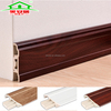 Luxury Wooden White Plastic PVC Skirting
