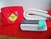 Environmental Emergency Spill Control Absorbents Oil Spill Kits