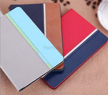 Standing Card Holder Slot Tablet Leather Flip Cover Case for Samsung Tab Pro T901
