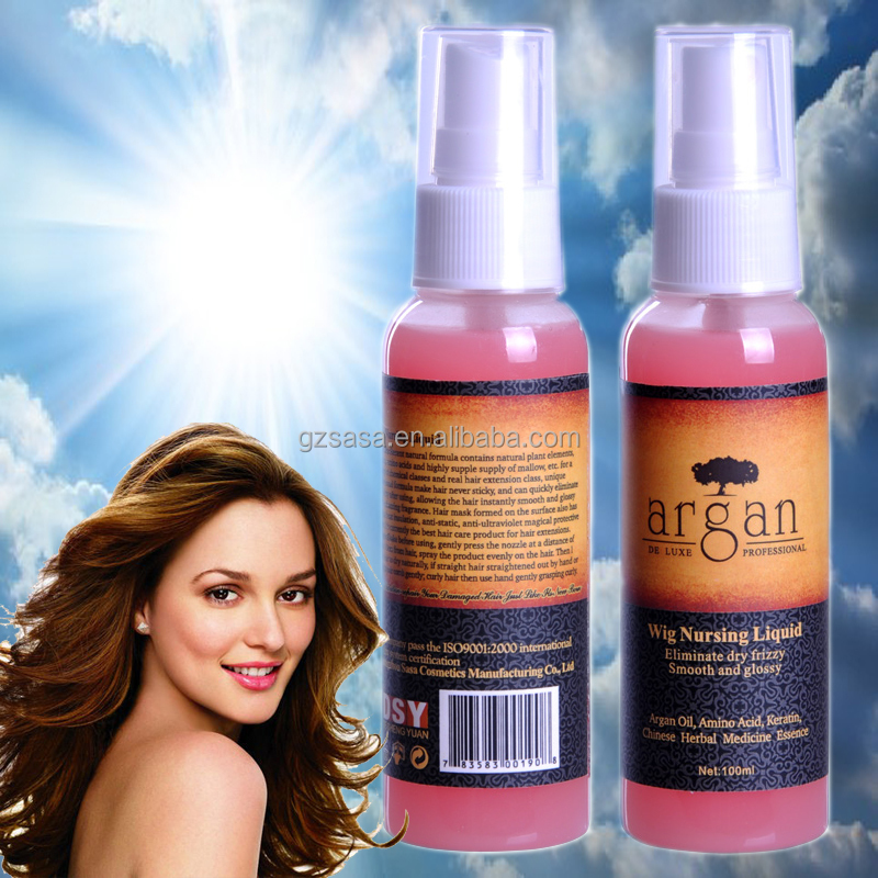 DSY New product in 2015 hot sale top DSY Hair fall treatment with no baldness of hair building fiber spray manufacturer