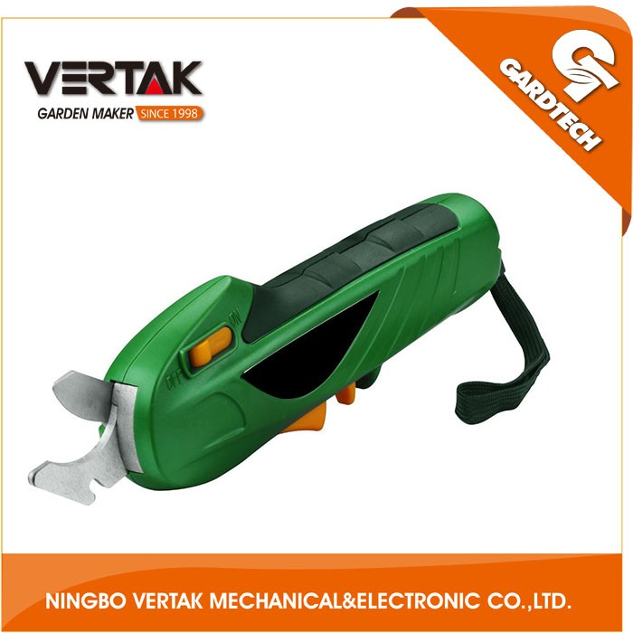 Durable garden tree cutter, electric tree branch cutter