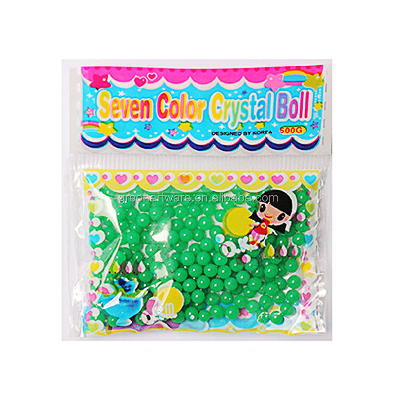wholesale Water Beads Grow Magic growing beans