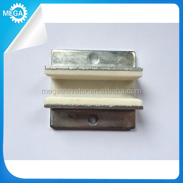 KONE elevator parts ,KM652435G16 CTW guide shoe BKF=16mm