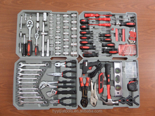 manufacturer China wholesale alibaba supplier 220pc germany design trollery alu. case hand tool set box tractor