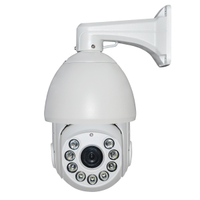 960P High Speed IP Auto Tracking PTZ Dome CCTV Camera With Long Viewing Distence