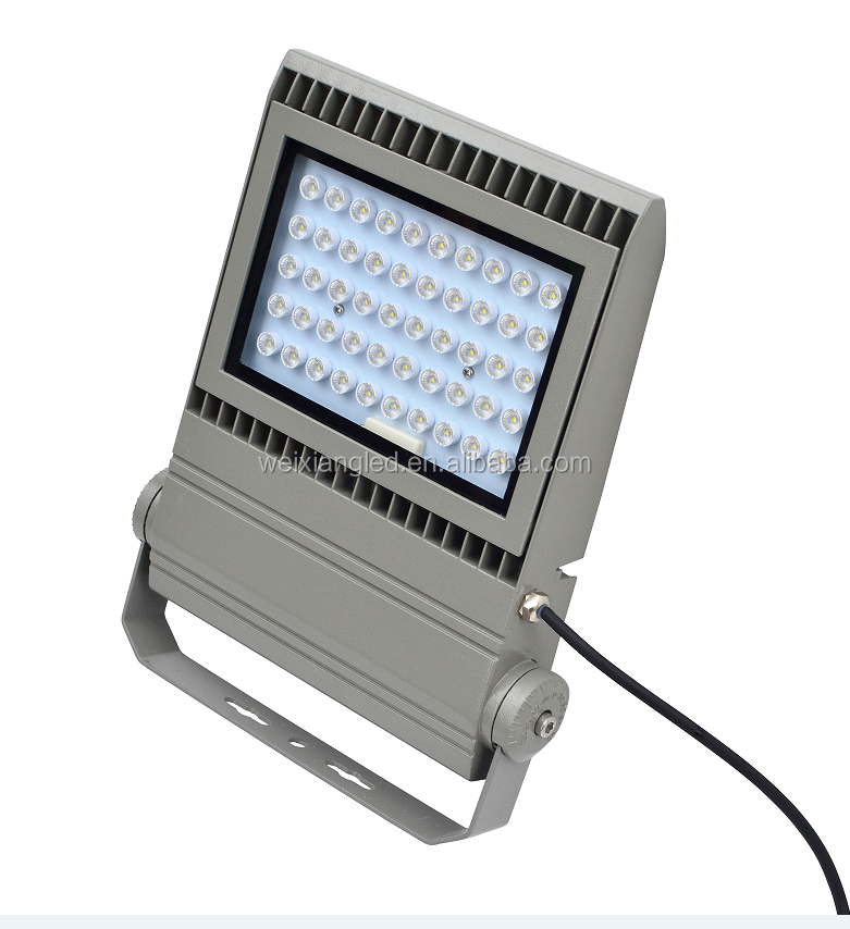 2017 NEW hot sale outdoor IP67 (30W--300W) 100w led flood light with 5 years warranty,CE ROHS SAA approved