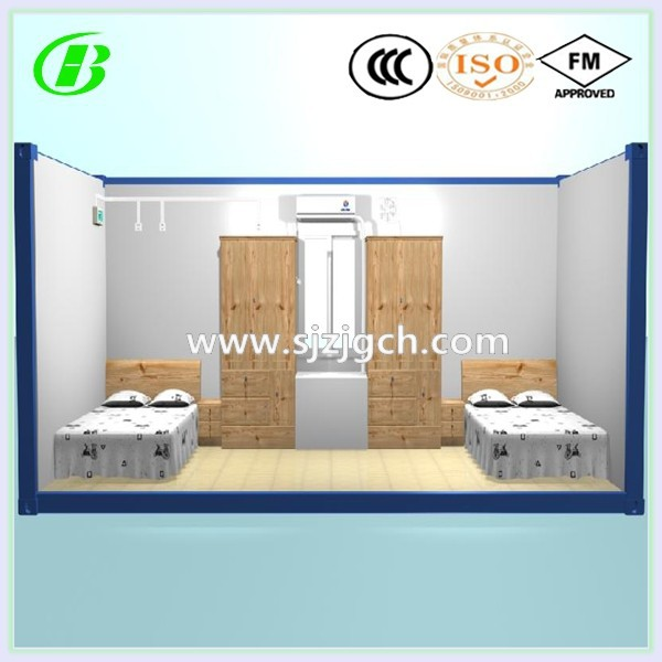China prebuilt container houses factory
