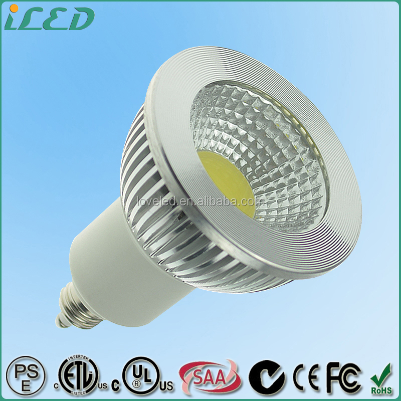 Tiny Indoor LED Spotlight 5W 6W 90 Degrees EZ10 E17 Spot 230V E14 LED Bulb