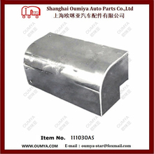 Refrigeration truck body corner guard / Stainless Steel Section Corner Protectors / Casting Corner Protector 111030AS