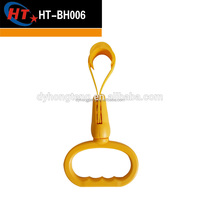 China suppliers high weight capacity acrylic subway armrest rings