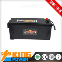 good quality Maintenance free N120 12V120AH car battery electric car battery