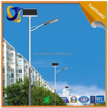 hot sell factory direct price all in one solar street light automatic street light control