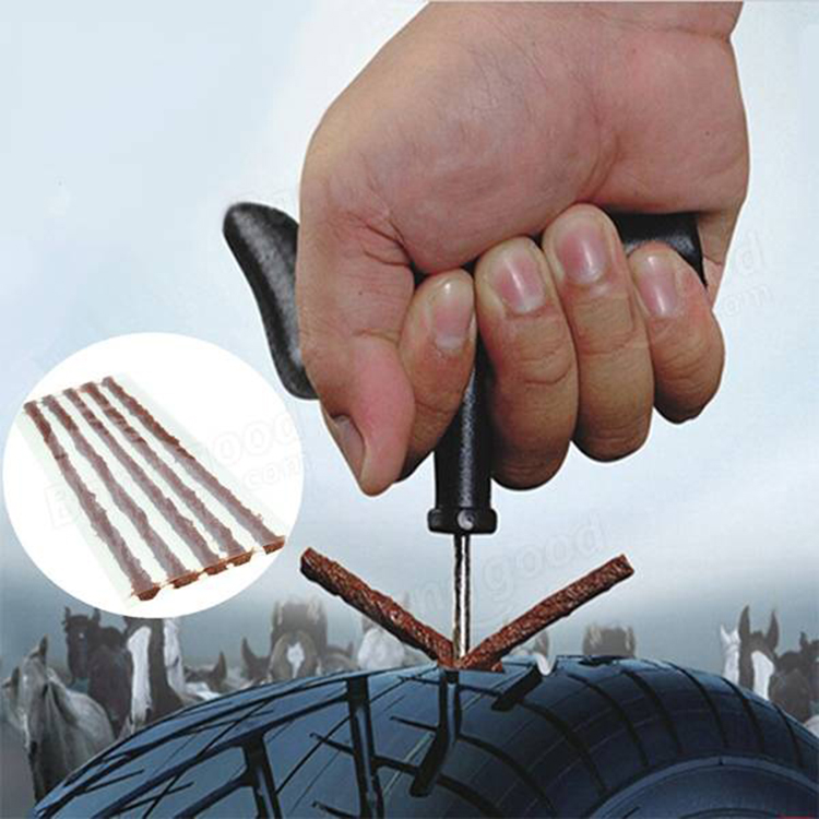 Cheap tire patch fix tubeless tire best car tyre puncture repair kit
