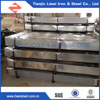 2015 Newest Hot Selling Roof Insulated Sheet Metal Prices Corrugated Steel Plate