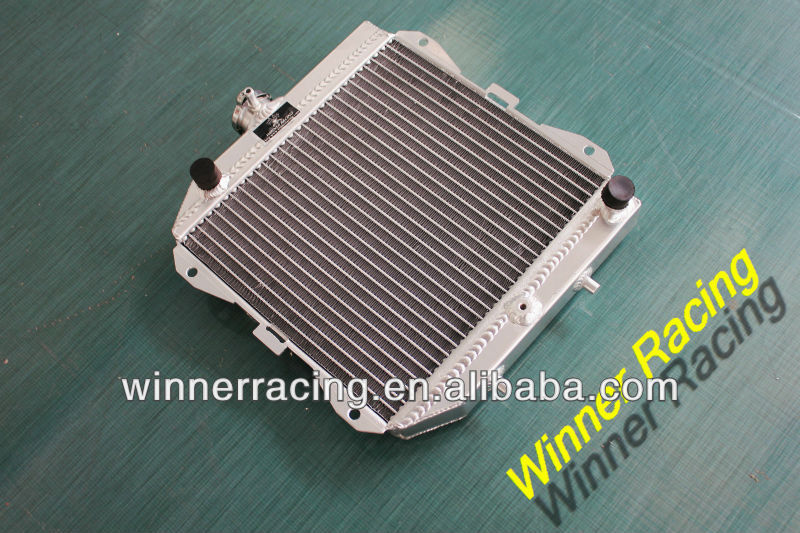 32mm L&R aluminum radiator for Honda ATV TRX420/TRX500 Rancher 2007-2012 2011 2010 2009 2008