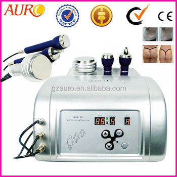 Excellent mini ultrasonic weight loss cavitation equipment Au-43