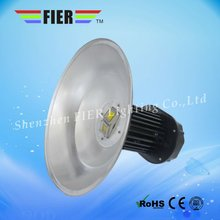 2012 new designed 120w LED high bay lights (FEI109-2*60w)with Meanwell power supply