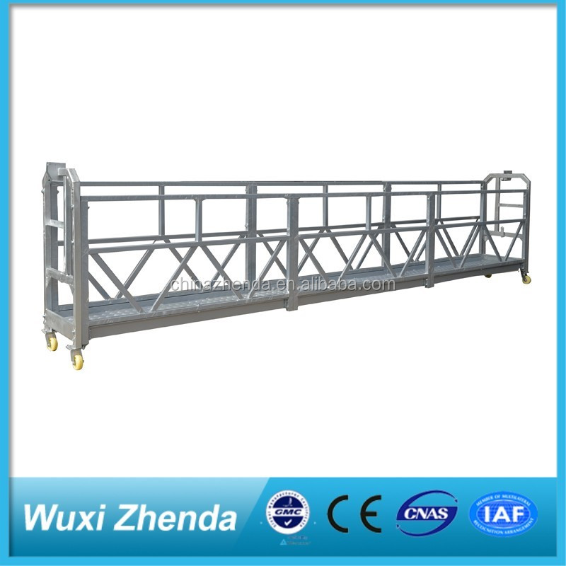 Out Door Window Wall Factory Directly Supply Zlp800 High Building Cleaning Equipment New Design