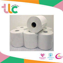 OEM soft and white toilet tissue paper roll