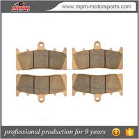 brake pad for suzuki GSX-R 750 GSXR 1000 TL 1000 GSF 1200 GSX 1300 1400 GS 1200 VZ 1600 motorcycle parts