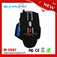 3200 DPI 7 Button LED Optical USB Wired Gaming Mouse Mice For Pro Laptop Gamer Computer Accessories