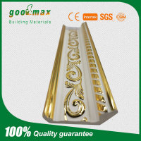 new design PS decorative foam corner moulding cornices