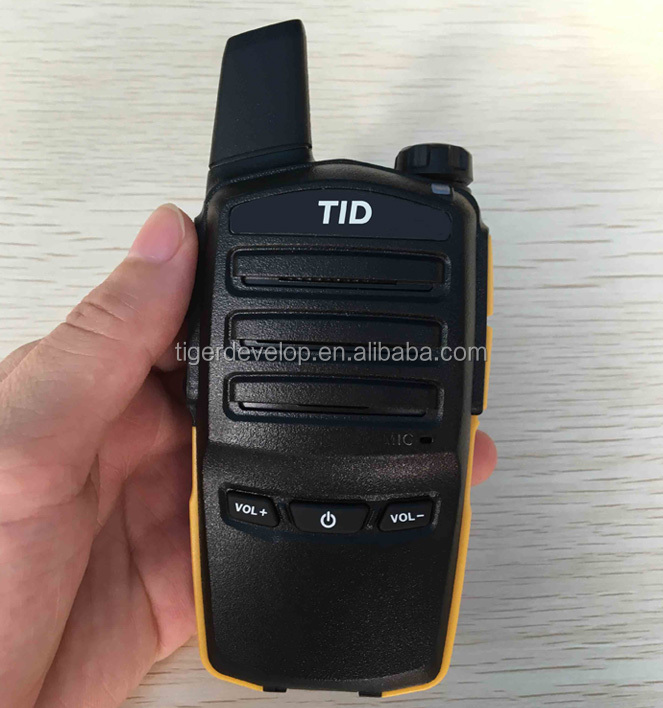 GPS optional sim card handheld gsm wcdma two way radio