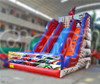 2016 Giant Commercial inflatable Spiderman slide for adult used