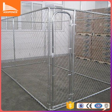 Easy Clean Cheap Outdoor Iron Wire Folding Dog Kennel Wholesale
