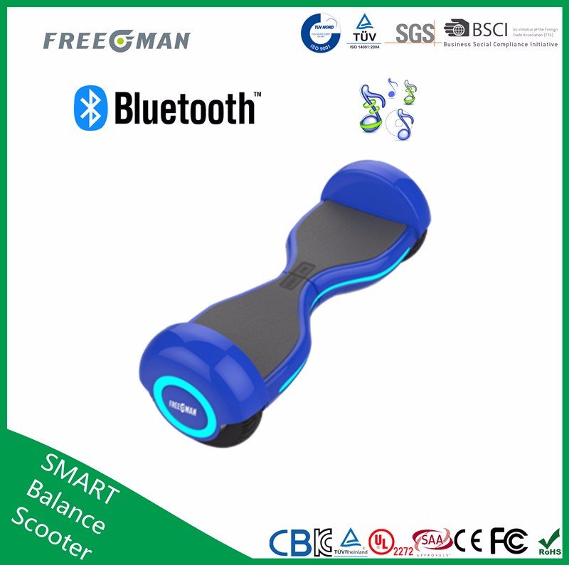 Popular petrol and electric scooter with bluetooth speaker samsung battery