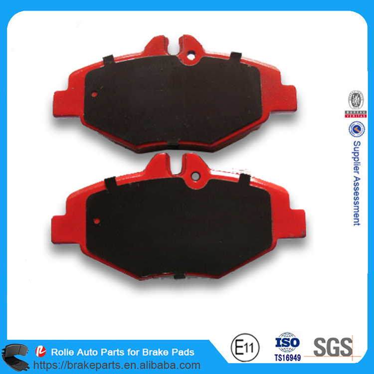 European Quality For BenzBenz Motorcar Parts D987 Brake Pads Factory
